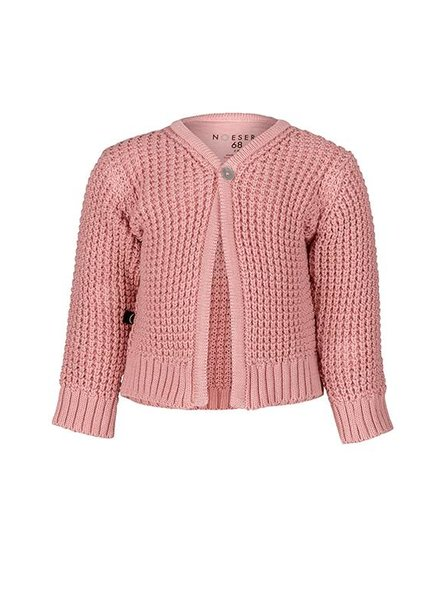 nOeser Demi Cardigan Pink
