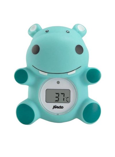 Alecto Alecto Bad- & Kamerthermometer Hippo Mint