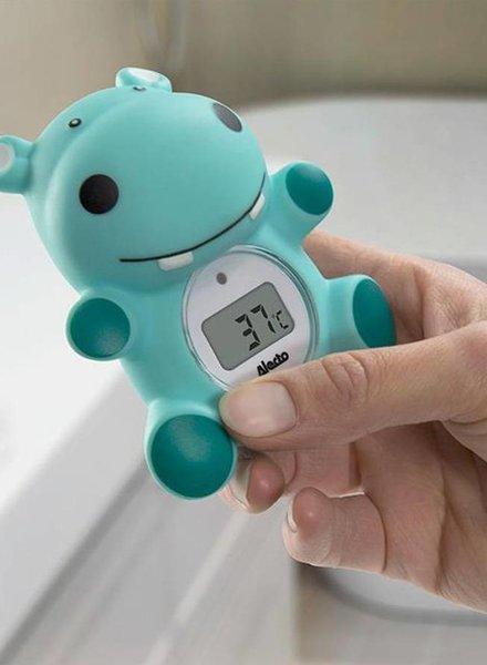 Alecto Bad- & Kamerthermometer Hippo