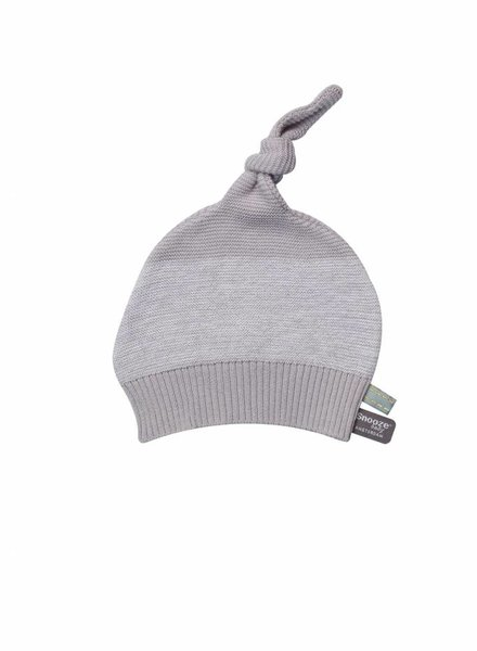 SnoozeBaby Mutsje Light Grey