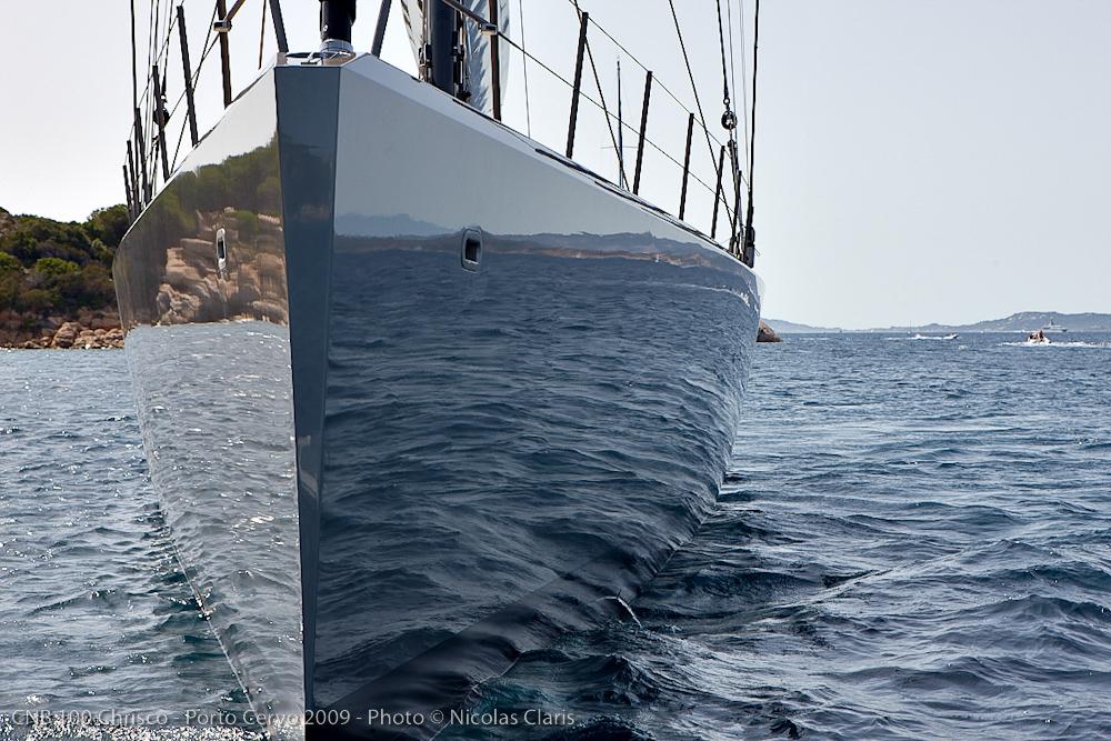 Hull sailyacht