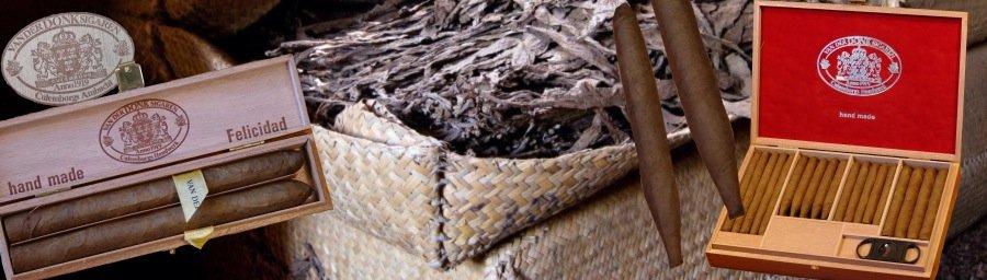 van der donk exclusieve top kwaliteit sigaren   Tabakado