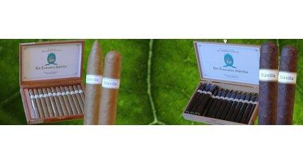 Gil Gonzáles Dávila longfiller sigaren
