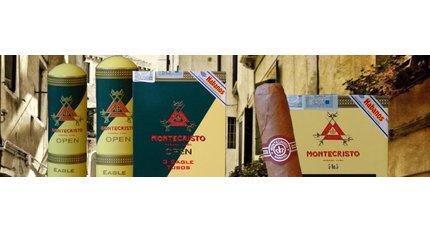 Montecristo longfiller sigaren