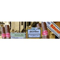 Quintero longfiller sigaren
