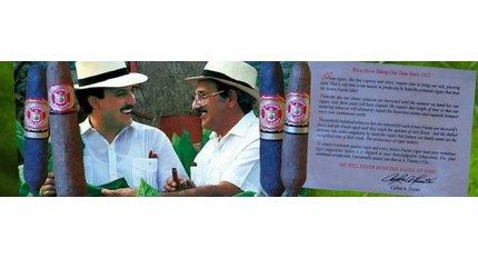 Arturo Fuente longfiller sigaren