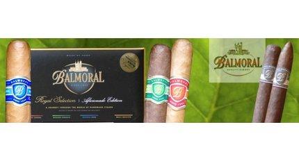 Balmoral Royal Selection longfiller sigaren