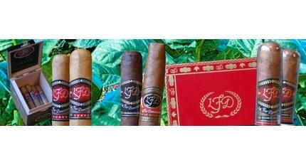 La Flor Dominicana longfiller sigaren