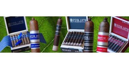 PDR longfiller sigaren
