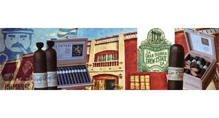 Drew Estate longfiller sigaren