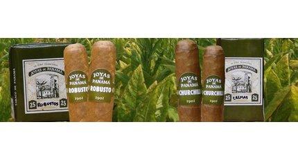 Joyas de Panama bundel longfiller sigaren
