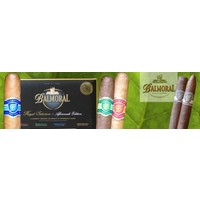 Balmoral Longfiller sigaren