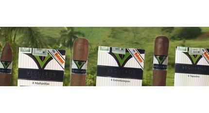 Vegueros longfiller sigaren