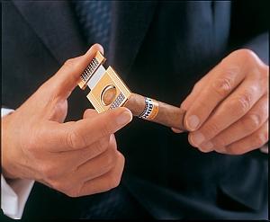 sigaren knippen