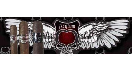 Asylum longfiller sigaren