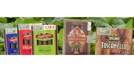 Gearomatiseerde sigaren