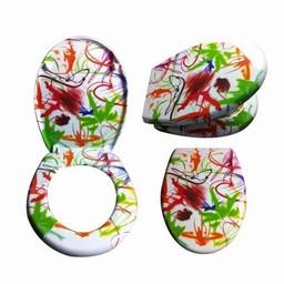 Toiletbril / WC bril Softclosing Modern Art 164