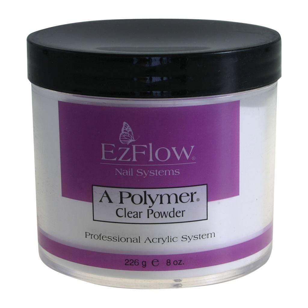 Ez FLow A-Polymer Clear 226g - Nail Discount