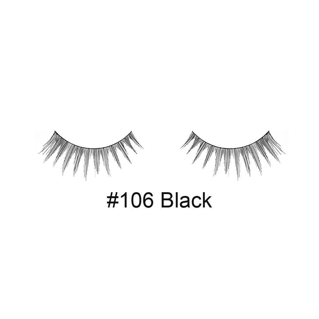 c98dea0b89f Ardell Fashion Lashes #106 Black - Nail Discount