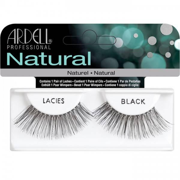 9c3a5e93783 Ardell Invisibands Lacies Black - Nail Discount