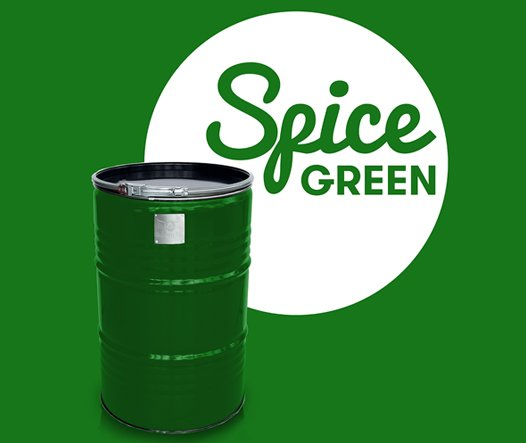 BarrelQ Big Spice Green