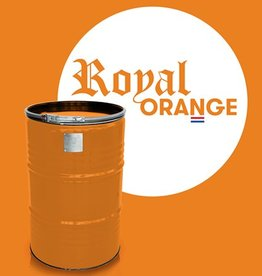 BarrelQ Big Royal Orange