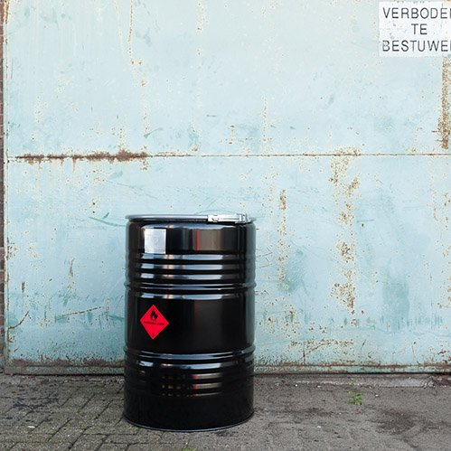BarrelQ Big Inferno Red