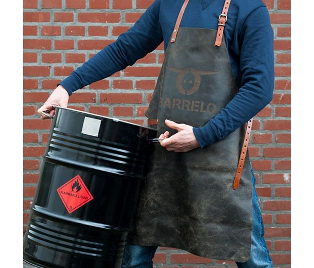 Combi Deal - BarrelQ Small + Apron