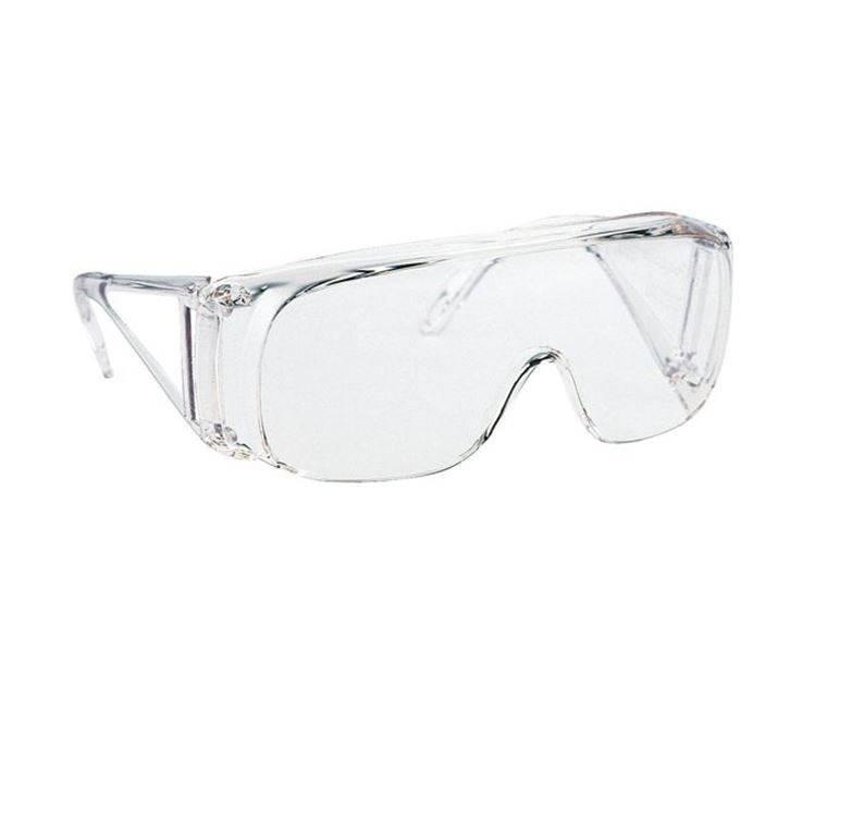 Veiligheids overzetbril