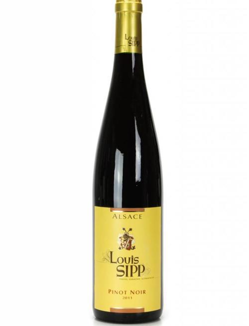Louis Sipp Louis Sipp - Pinot Noir 2016