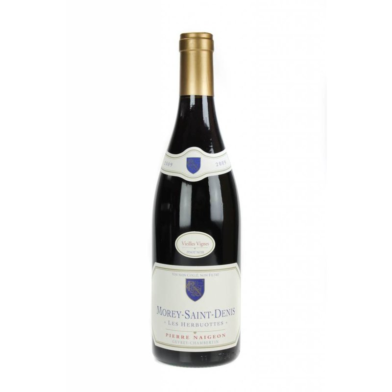"Domaine Pierre Naigeon - Morey Saint Denis ""Herbuottes"" 2013"