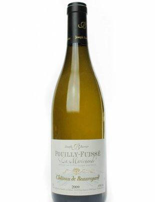 """Joseph Burrier Château de Beauregard """"La Maréchaude"""" - Pouilly Fuissé 2014"""