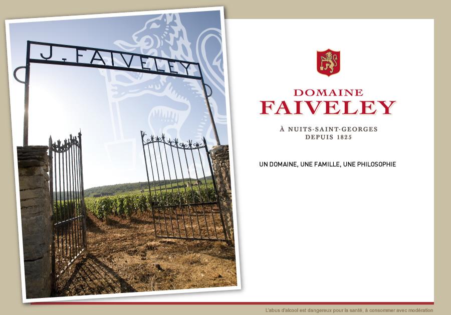 Bourgogne wijn kopen Faiveley