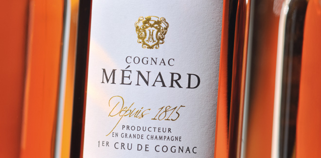 Cognac Ménard Grande Fine Champagne