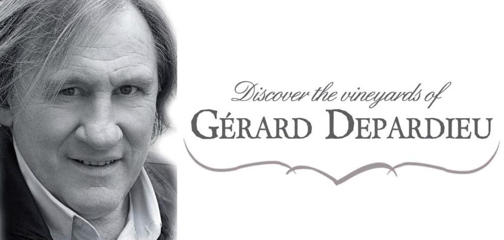 Depardieu wijn online kopen