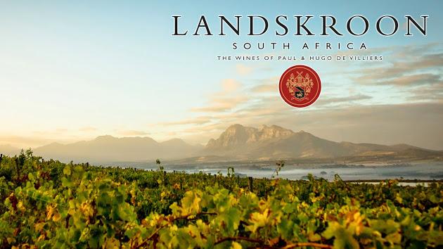 Zuid Afrikaanse wijnen kopen Landskroon