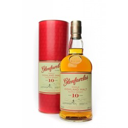 Glenfarclas Single Malt Whisky 10 Years Old