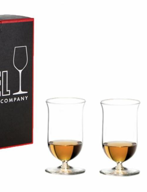 RIEDEL Vinum Whisky Single Malt - Box 2 glazen