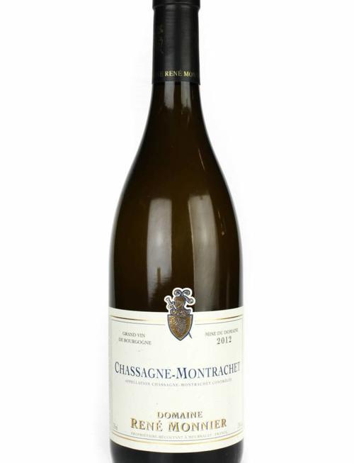 Domaine René Monnier - Chassagne Montrachet 2014