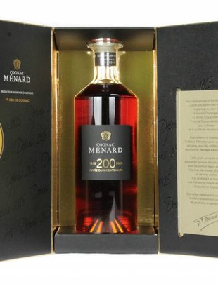 Ménard Cognac Ménard Cuvée du Bicentenaire
