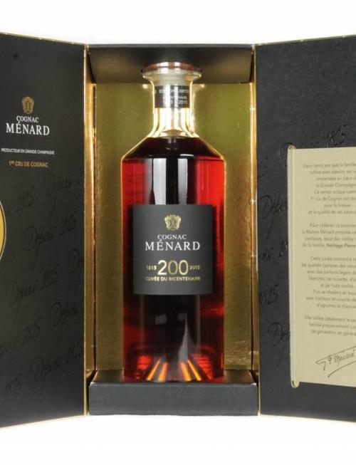 Ménard Cognac Ménard - Cuvée du Bicentenaire