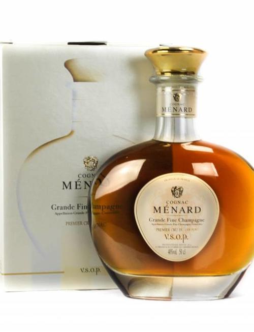 "Ménard Cognac Ménard ""VSOP"" Grande Fine Champagne (Karaf 0,5L)"