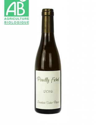 Pouilly-Fume - Domaine Jonathan Didier Pabiot 2015 (0,37 L)