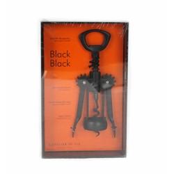 Atelier du Vin Atelier du Vin - Kurkentrekker zwart