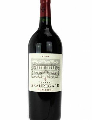 Château Beauregard Pomerol 2014 Magnum