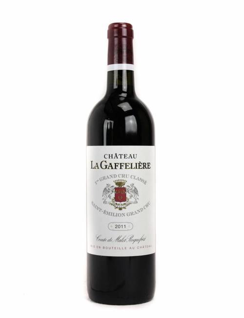 Château La Gaffelière AOC Premier Grand Cru Classe B 2015