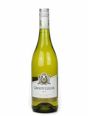 Groot Geluk Premium Chardonnay 2017