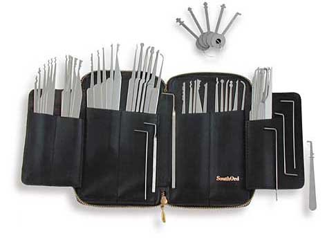 Set per lockpicking