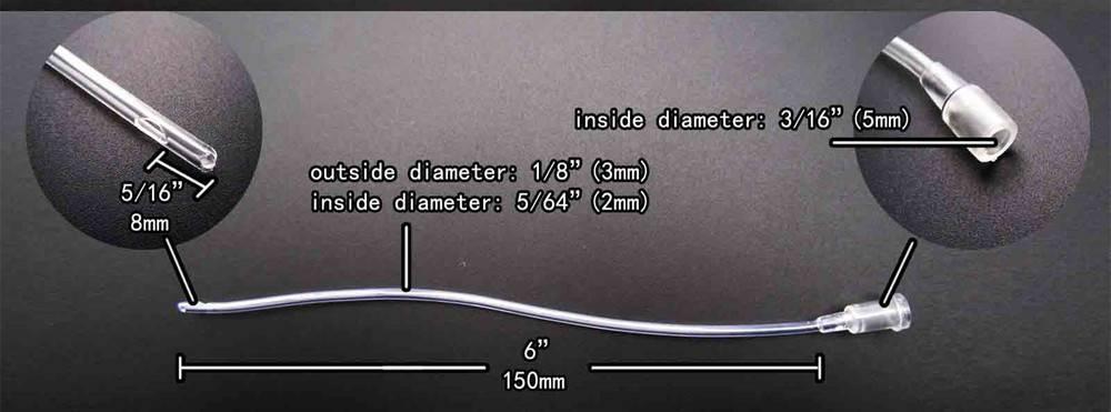 Voedingssonde 2mm