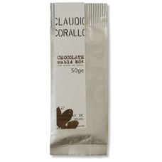Claudio Corallo Chocolate 80% sablé